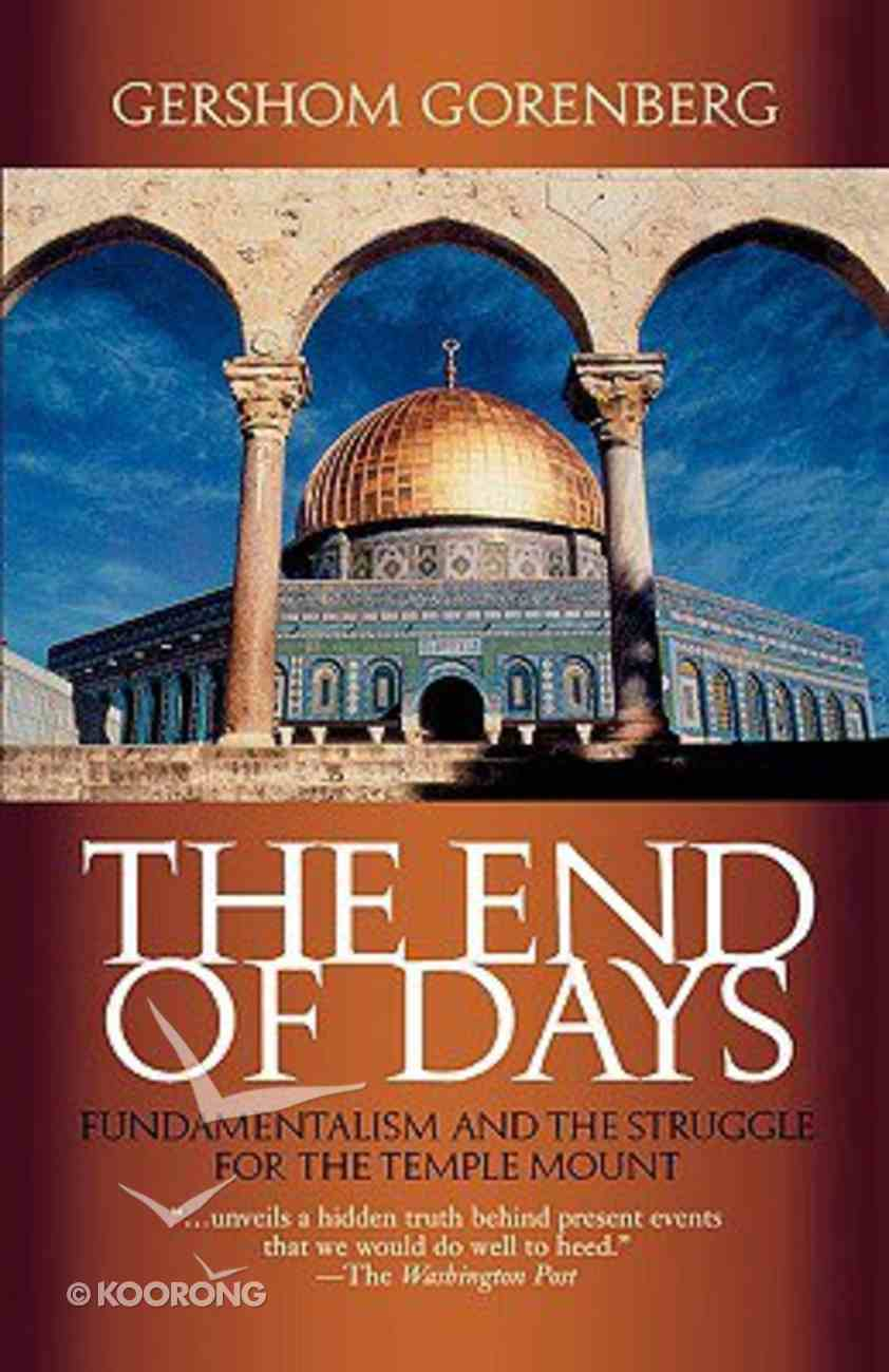 End of Days Paperback