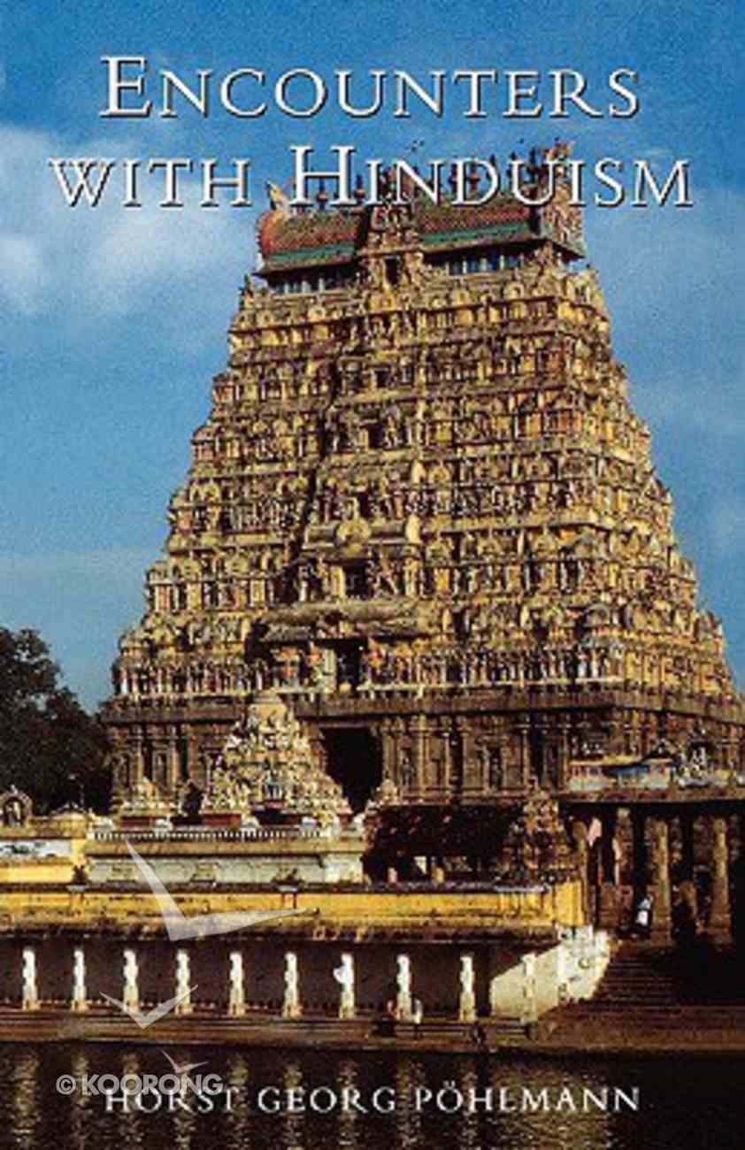 Encounters With Hinduism Paperback