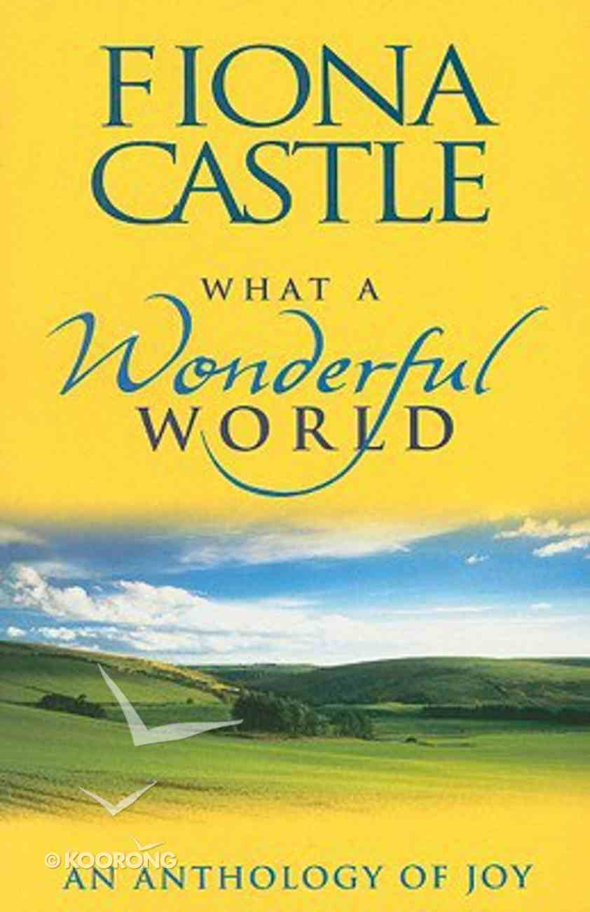 What a Wonderful World Paperback