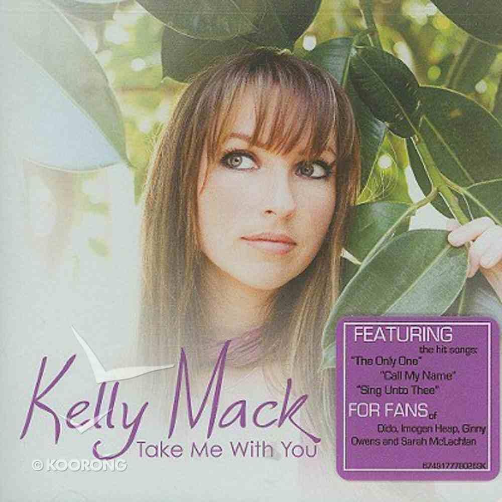 Take Me With You CD