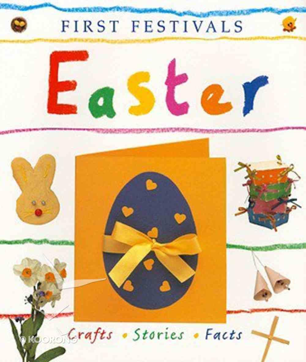 First Festivals: Easter Paperback