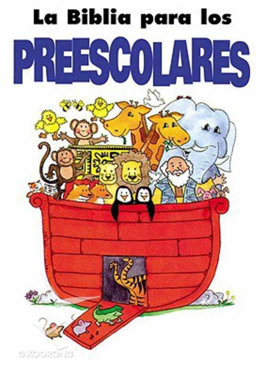 Preschooler's Bible Hardback
