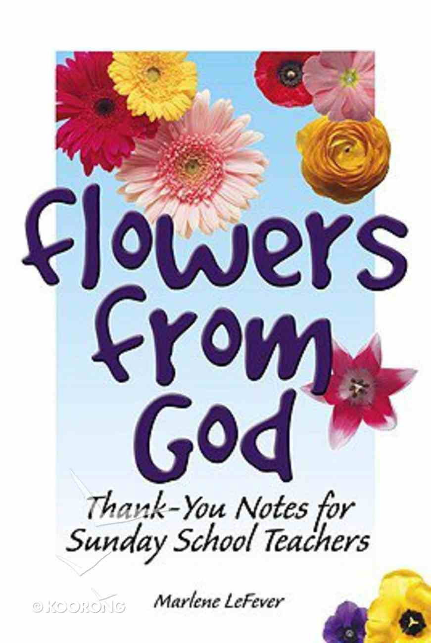 Flowers From God Paperback