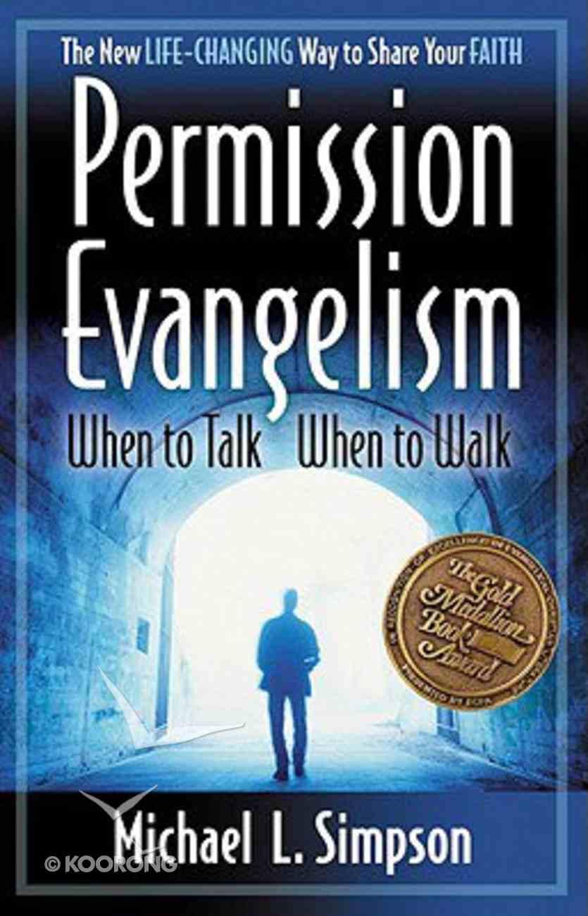 Permission Evangelism Paperback
