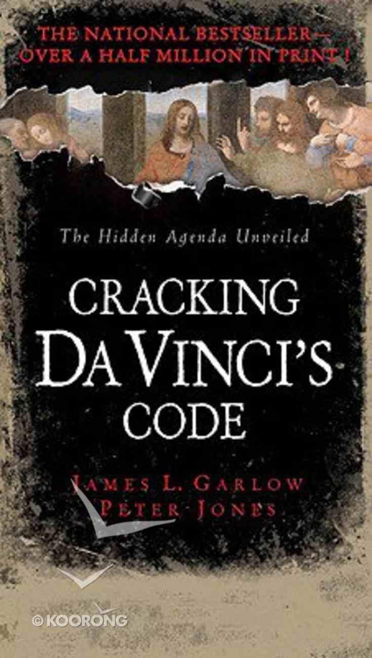 Cracking Da Vinci's Code Paperback