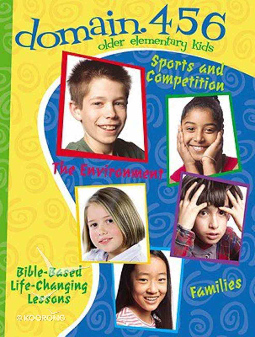 Domain 456: Sports & Competition, Families, the Environment Paperback