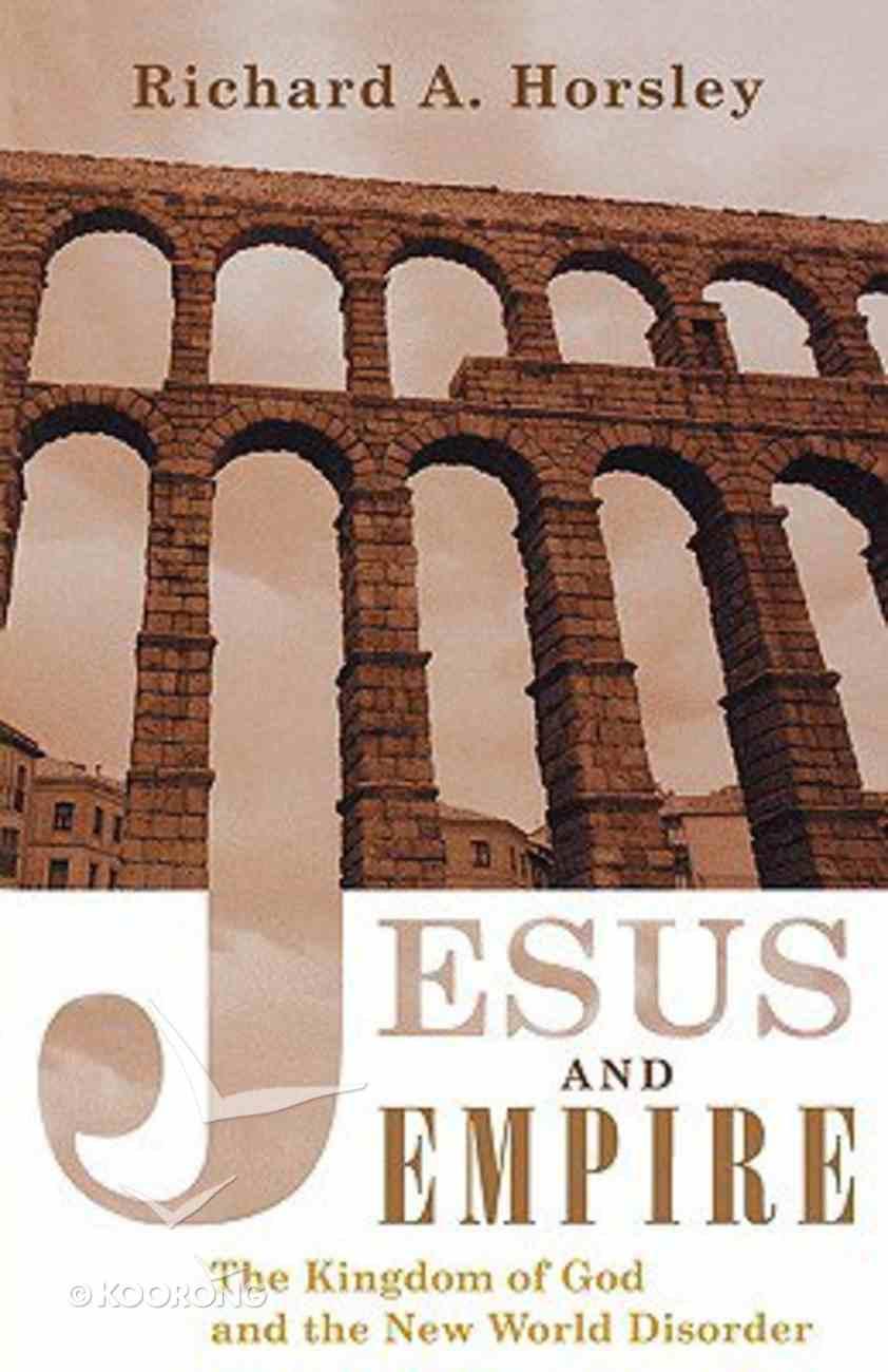 Jesus and Empire Paperback