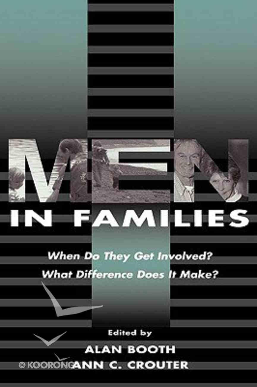Men in Families Paperback