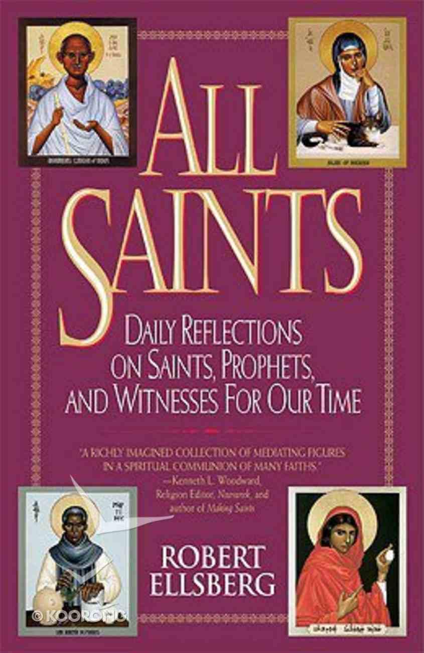 All Saints Paperback