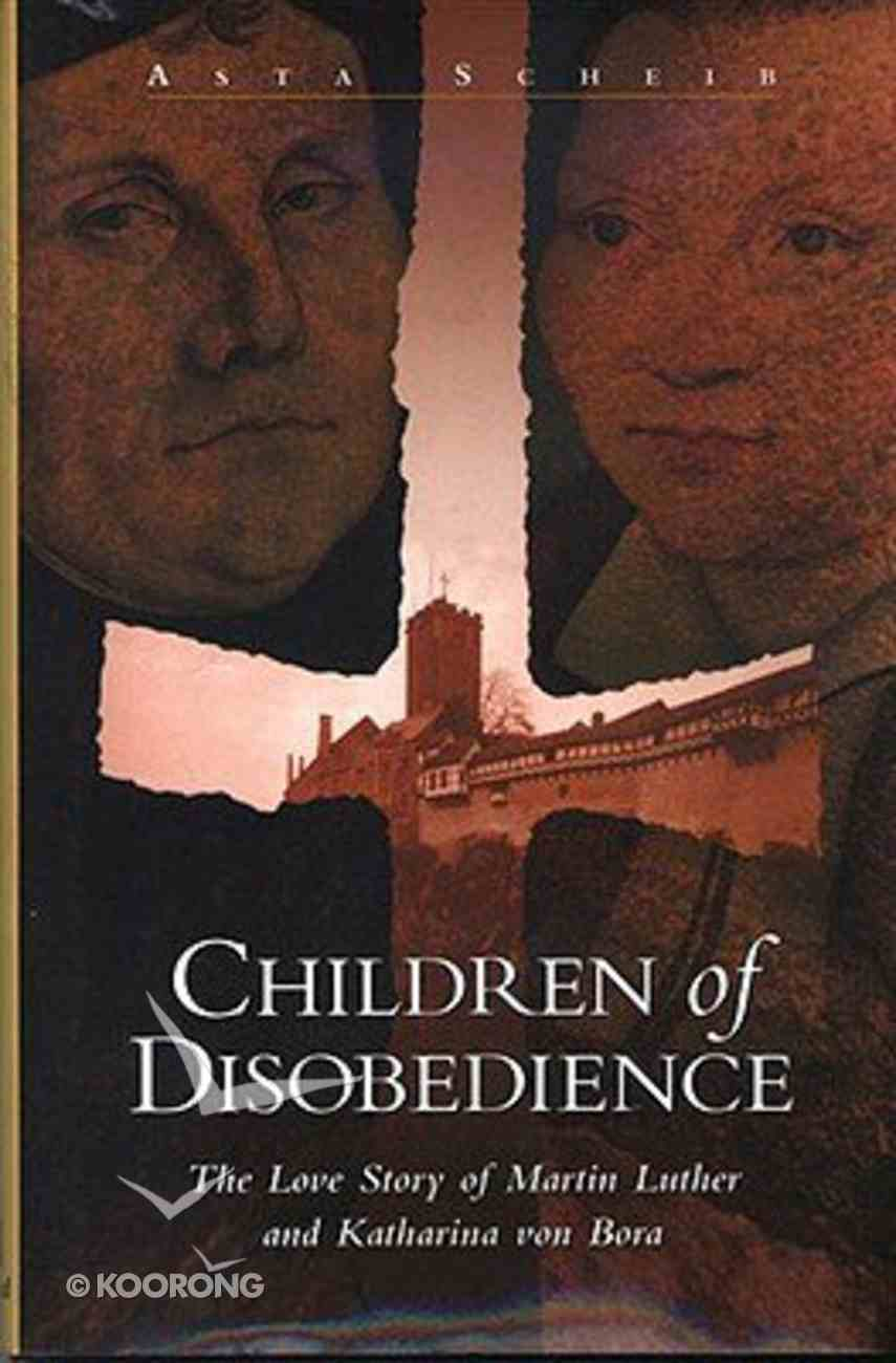 Children of Disobedience Hardback