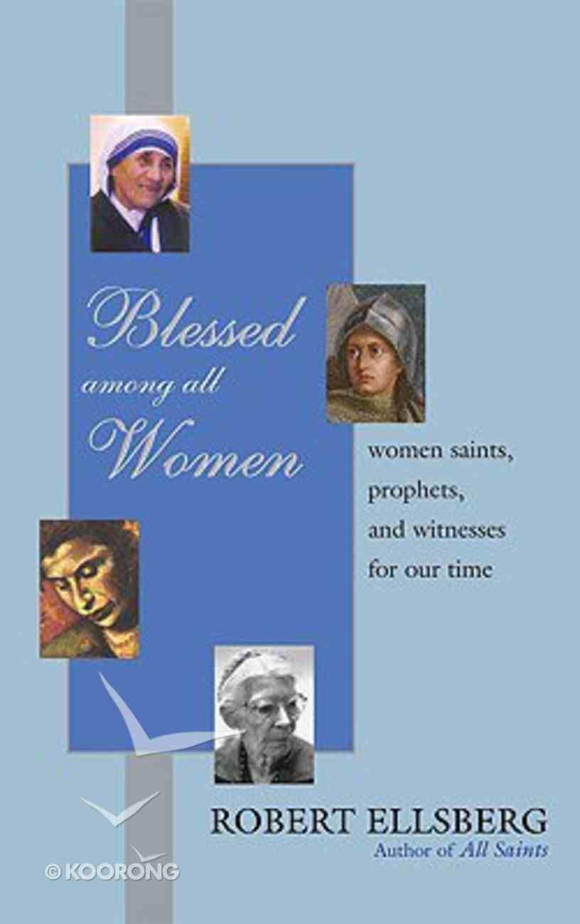 Blessed Among All Women Paperback
