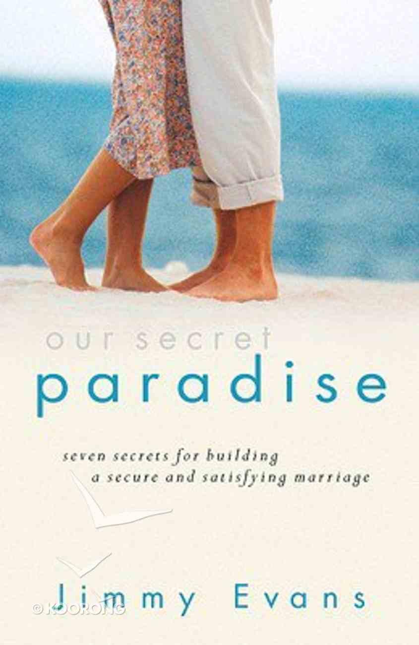 Our Secret Paradise Hardback