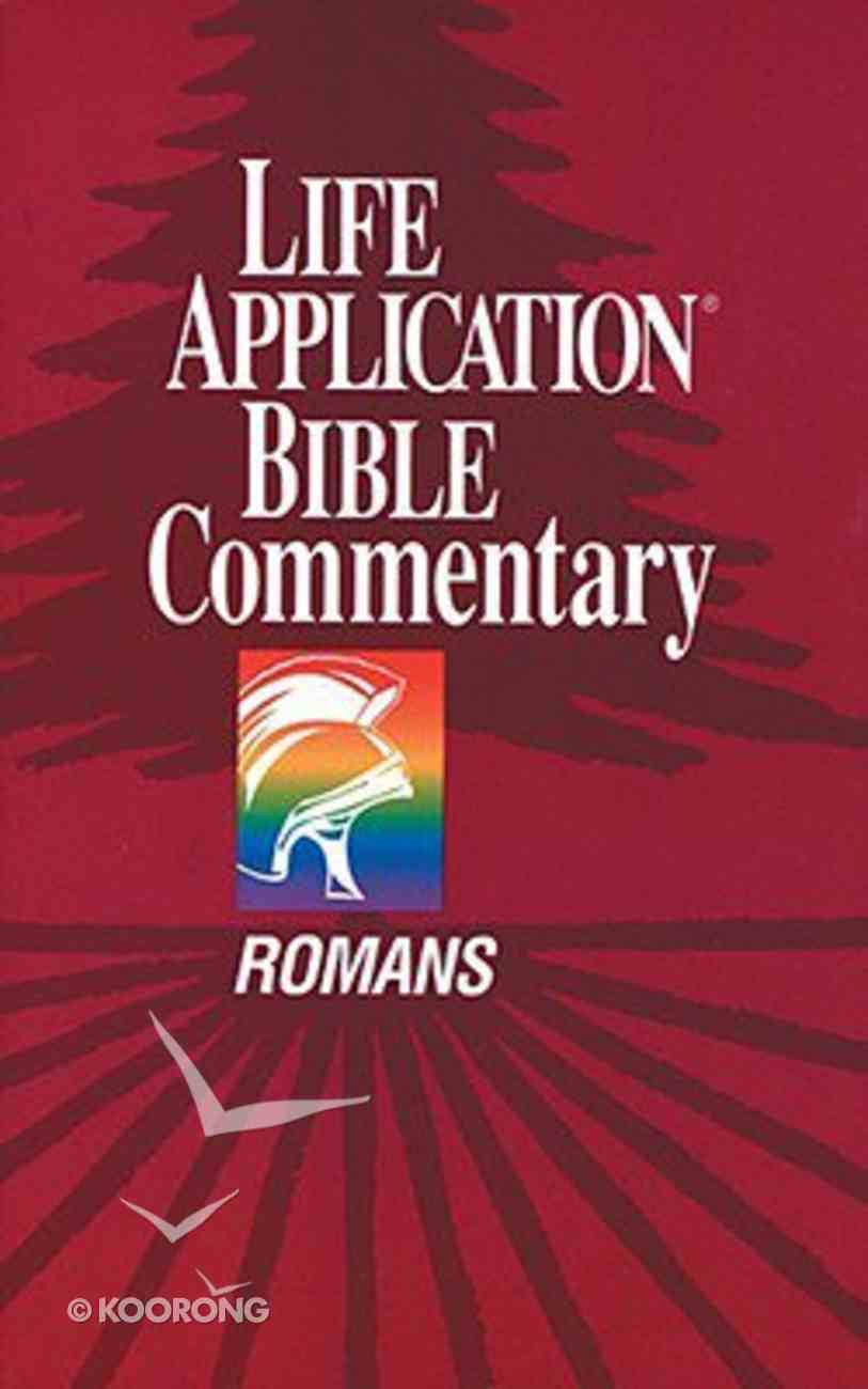 Romans (Life Application Bible Commentary Series) Paperback