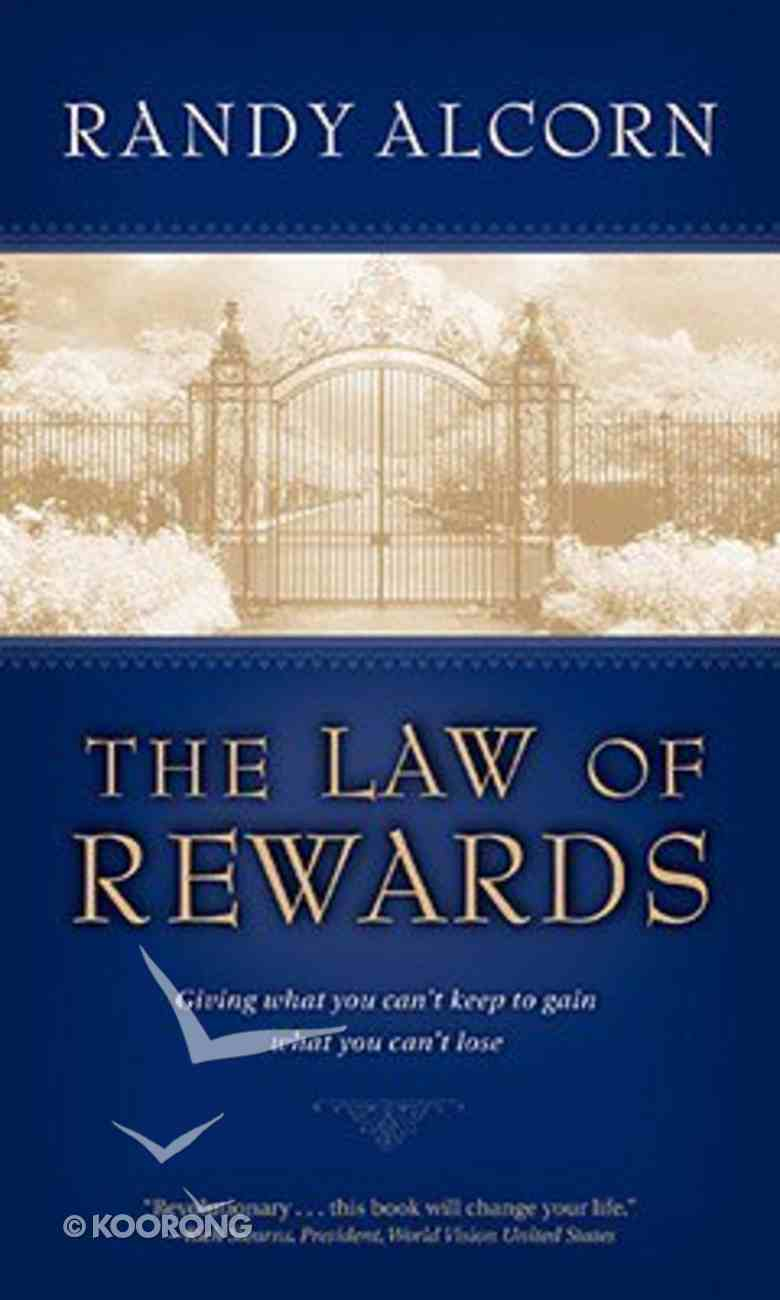 The Law of Rewards Hardback