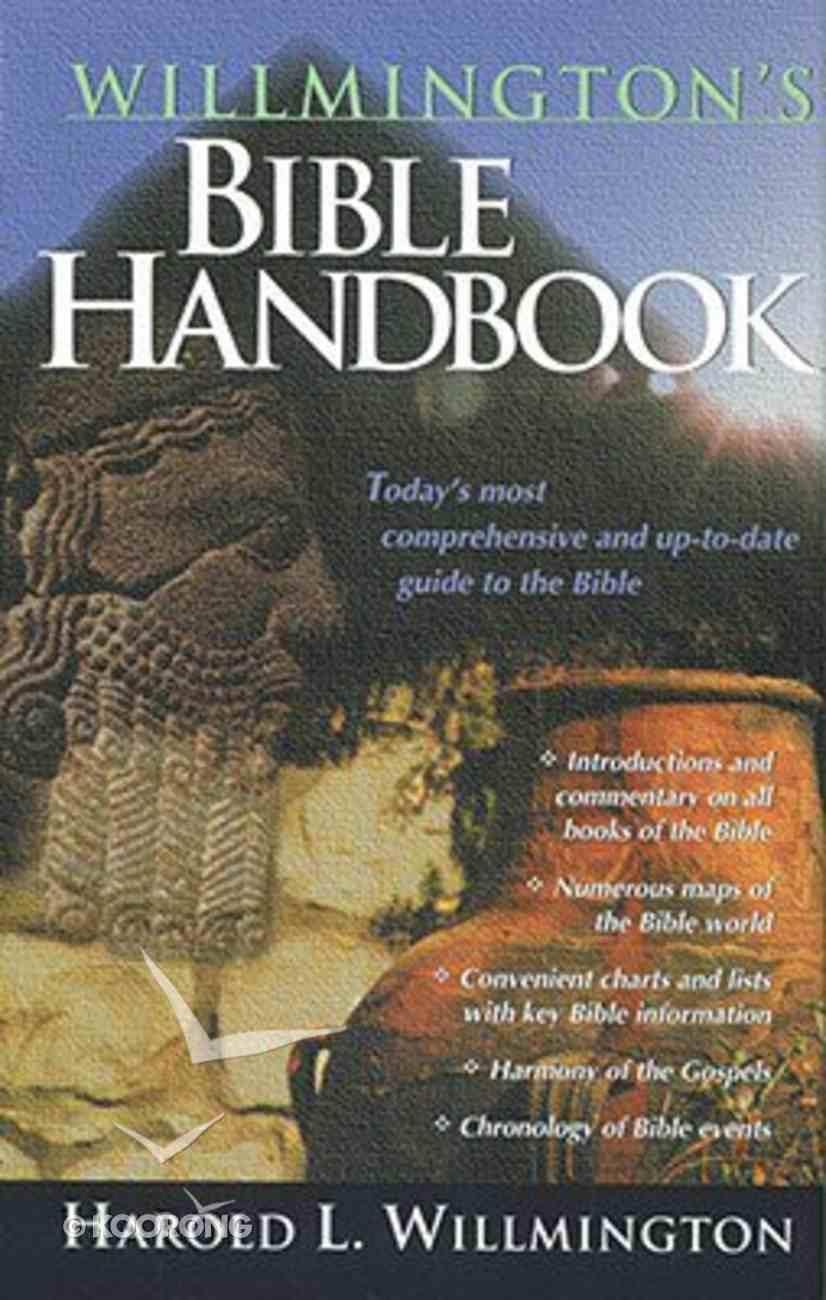 Willmington's Bible Handbook Hardback