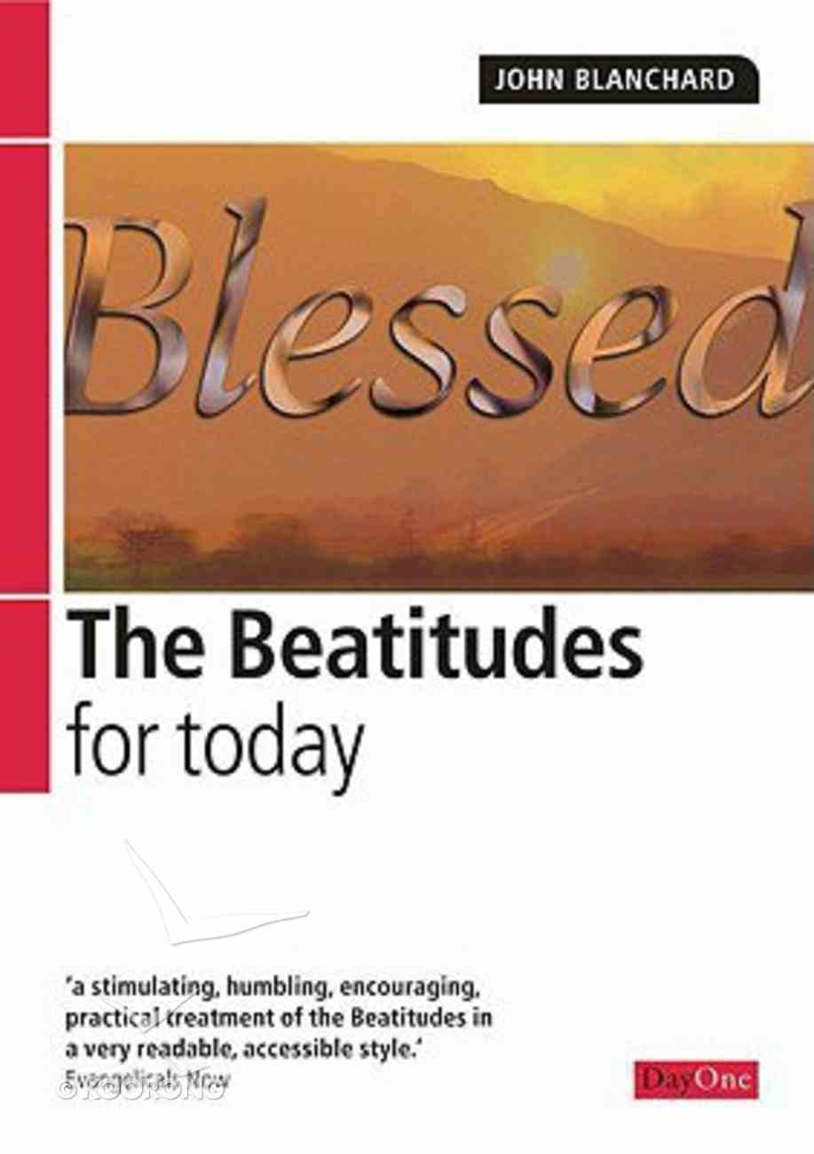 The Beatitudes (Truth For All Time (Day One) Series) Paperback