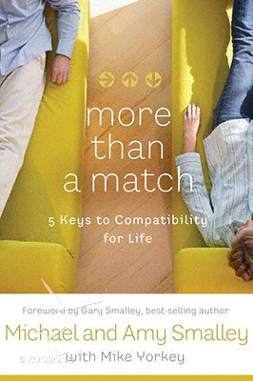 More Than a Match Hardback