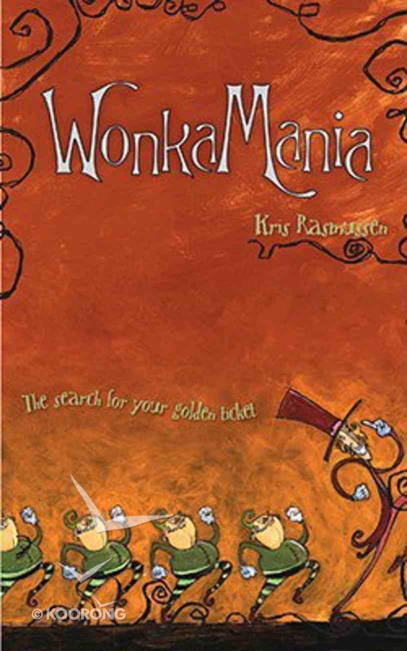 Wonkamania Paperback