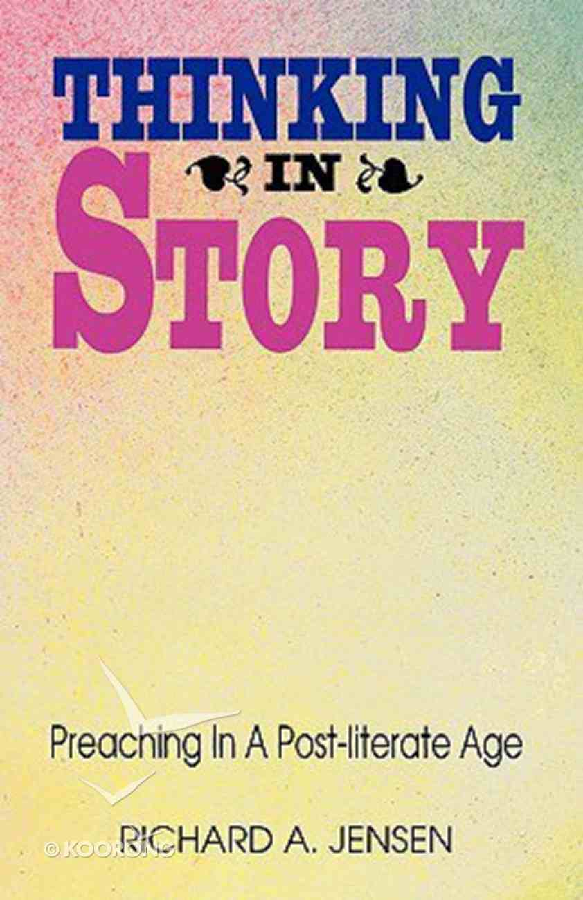 Thinking in Story Paperback