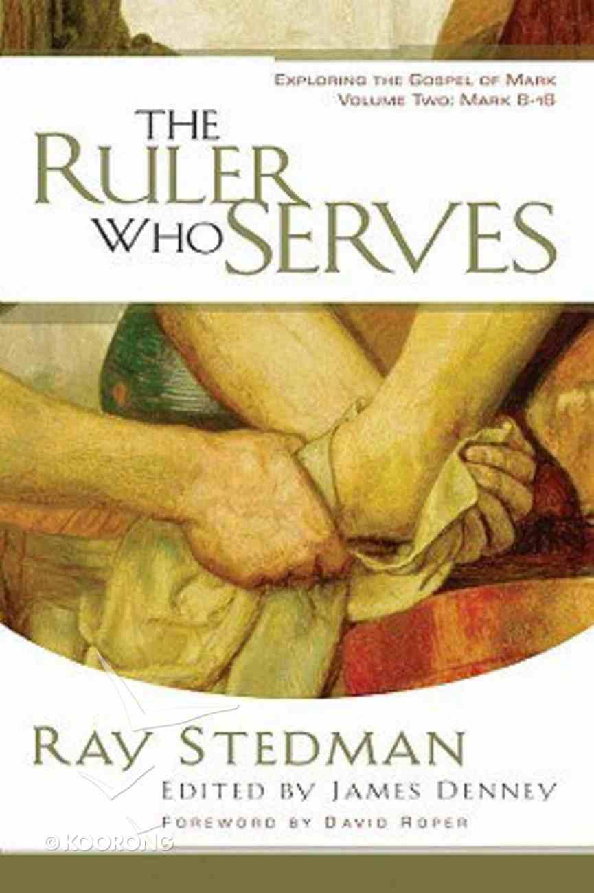 The Ruler Who Serves Paperback