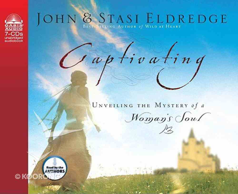 Captivating (Unabridged, 7 Cds) CD