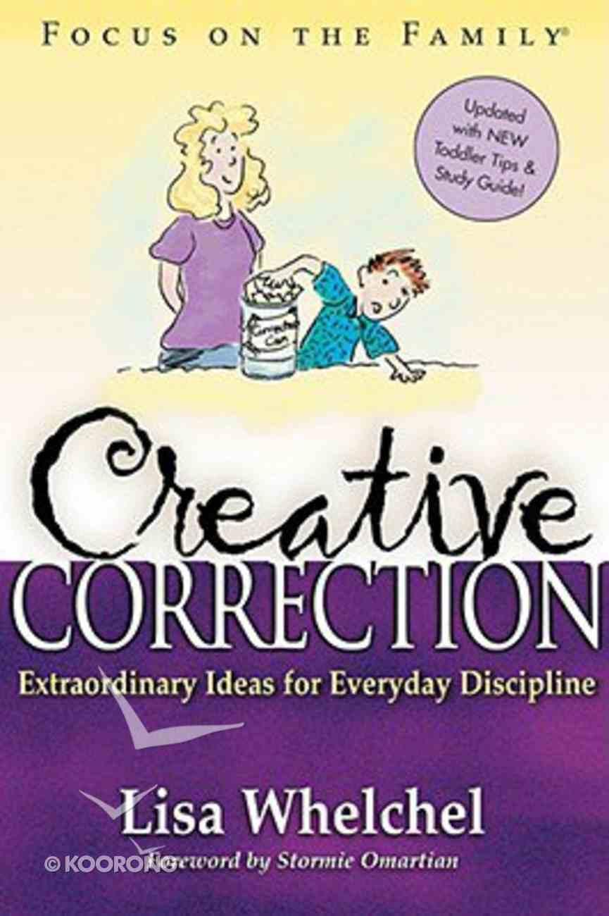 Creative Correction Paperback