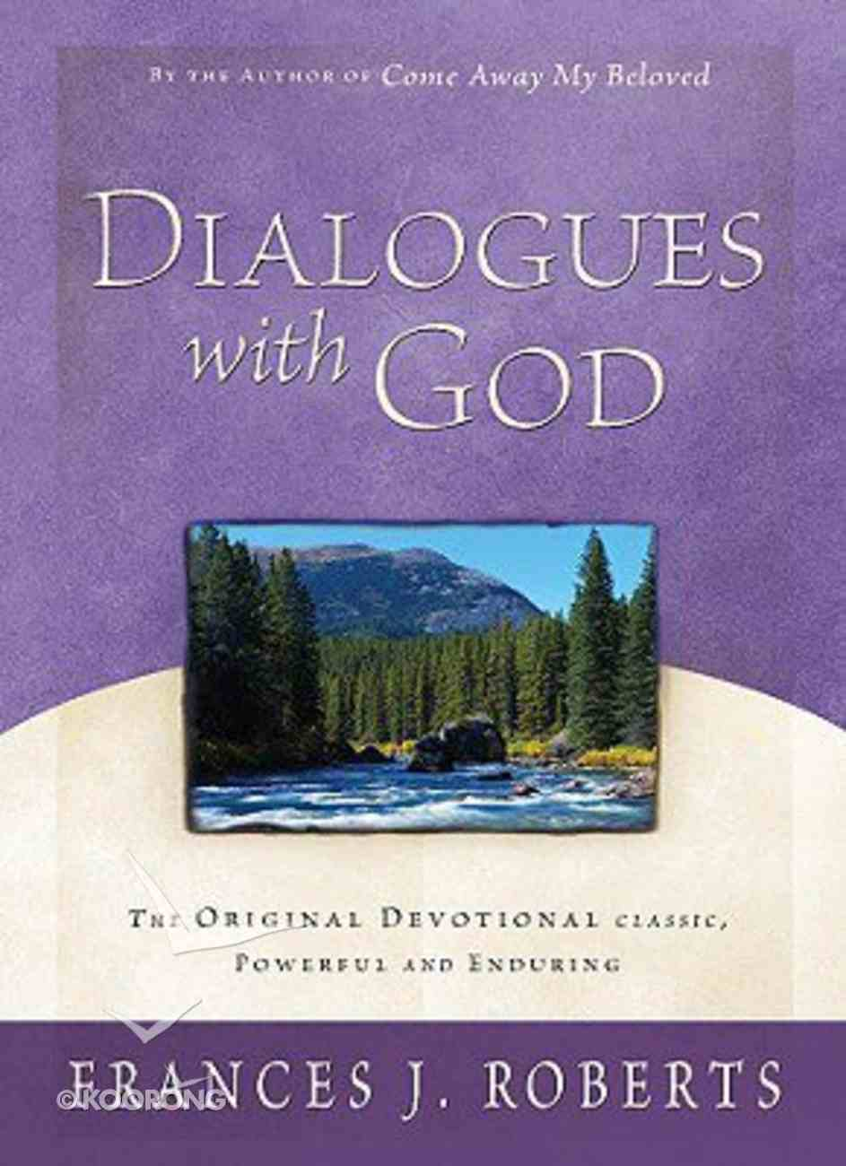 Dialogues With God Paperback