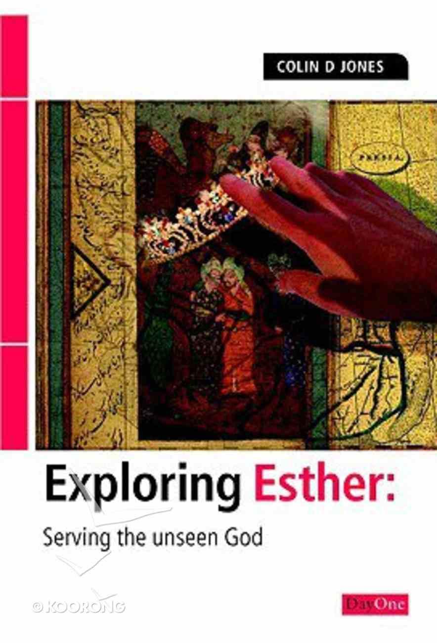 Esther (Exploring The Bible Series) Paperback