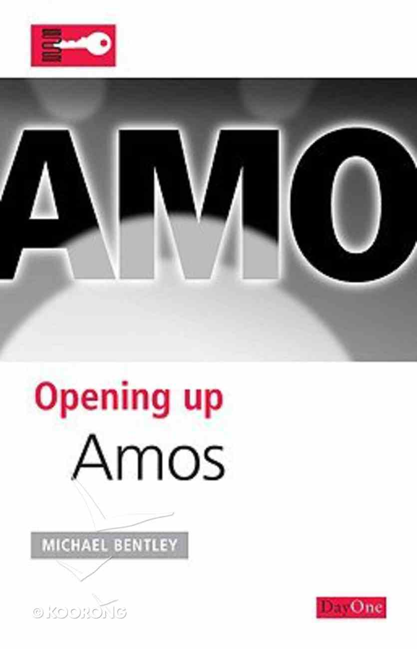Amos (Opening Up Series) Paperback