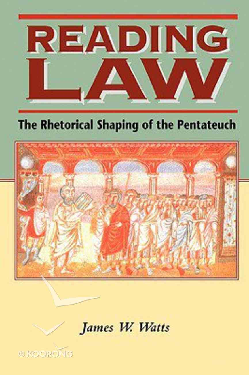 Reading Law Paperback