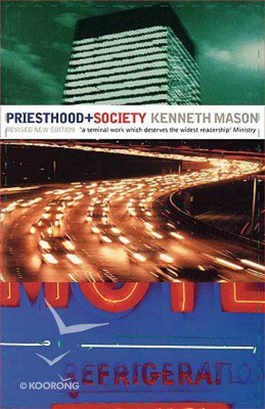 Priesthood and Society Paperback