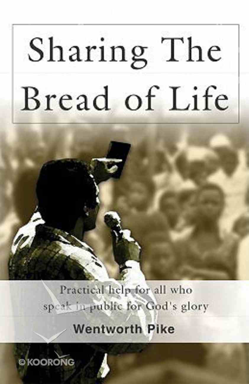 Sharing the Bread of Life Paperback