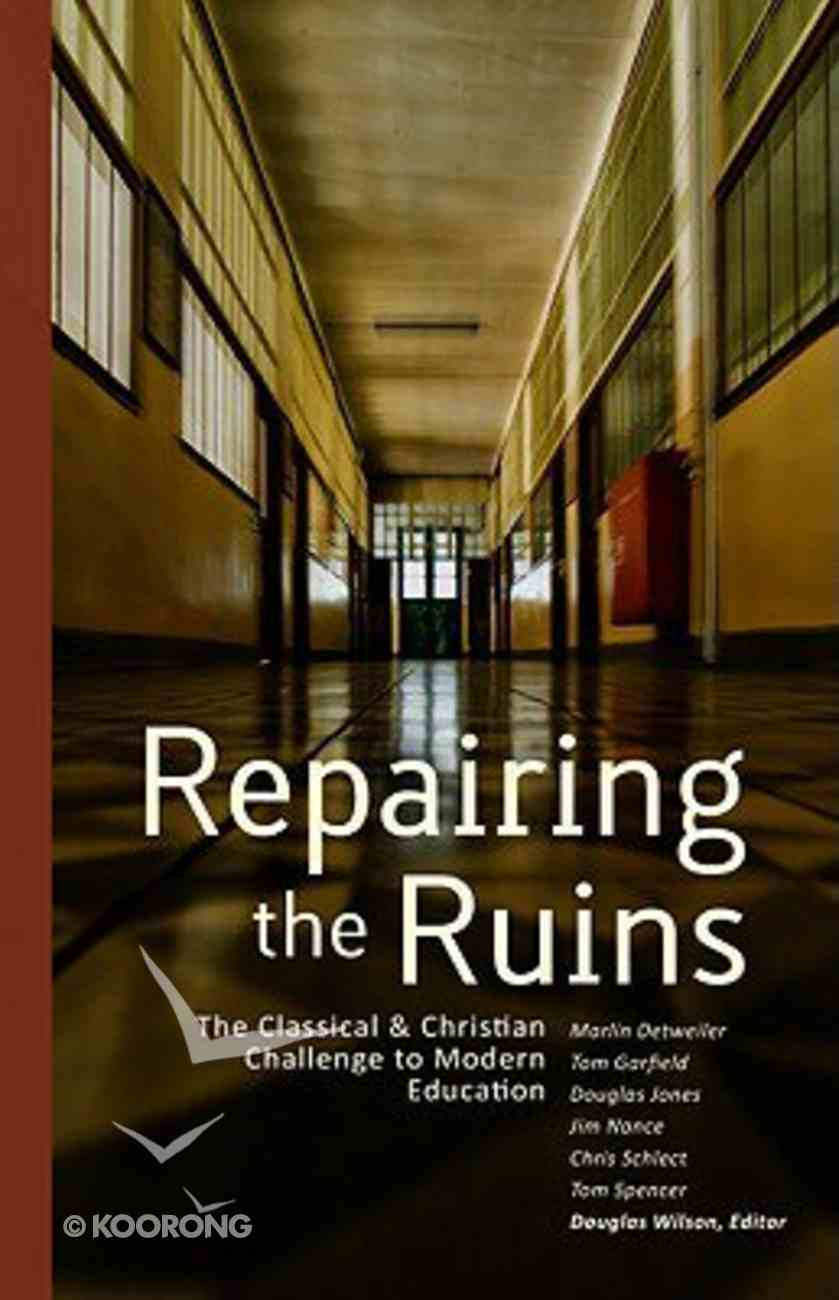 Repairing the Ruins Paperback