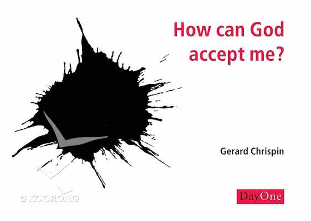 How Can God Accept Me? Booklet