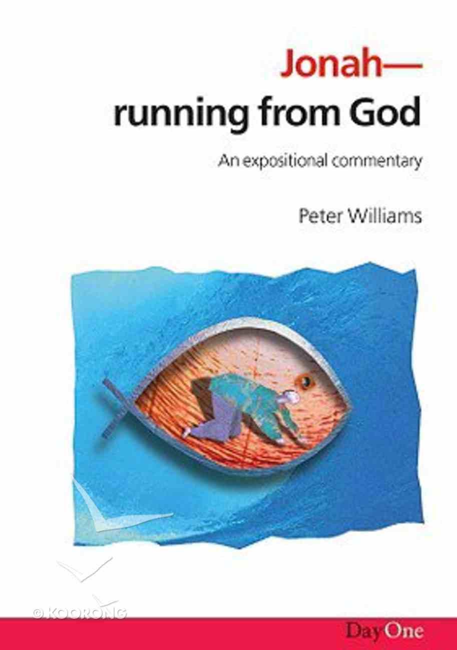Jonah - Running From God Paperback