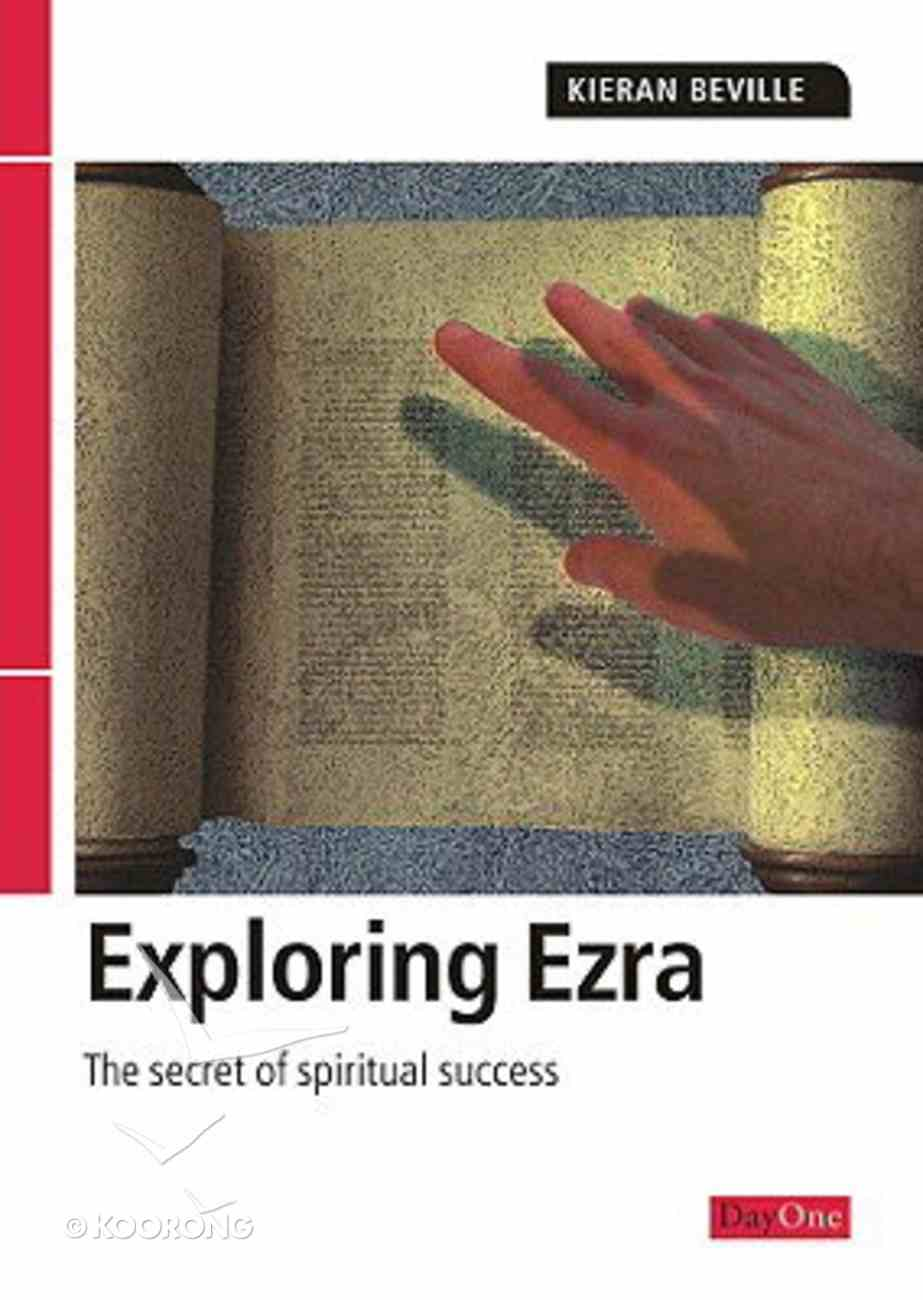 Ezra (Exploring The Bible Series) Paperback