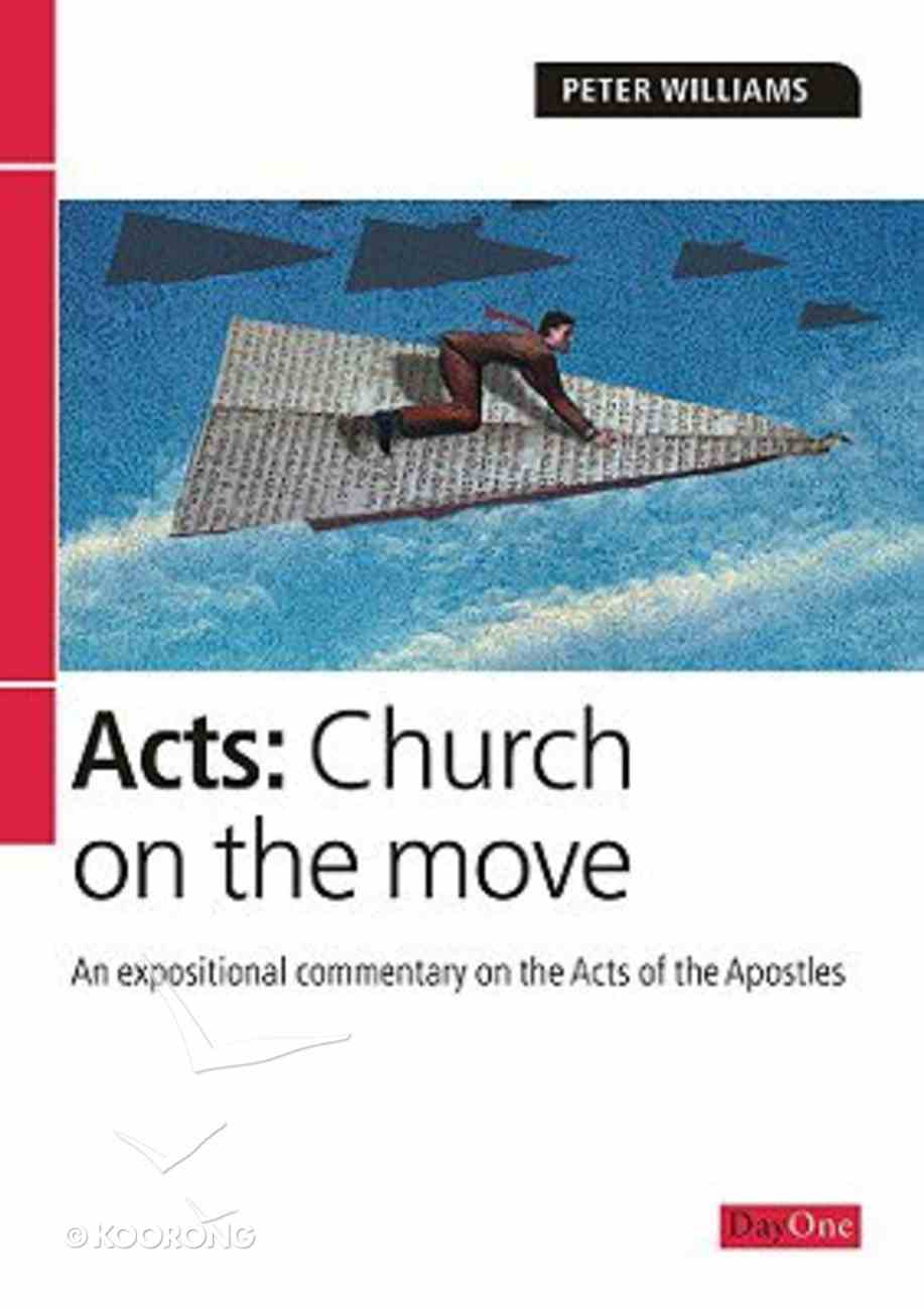 Acts: Church on the Move Paperback