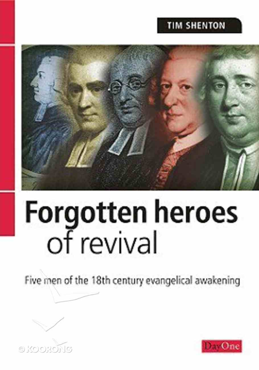 Forgotten Heroes of Revival Paperback