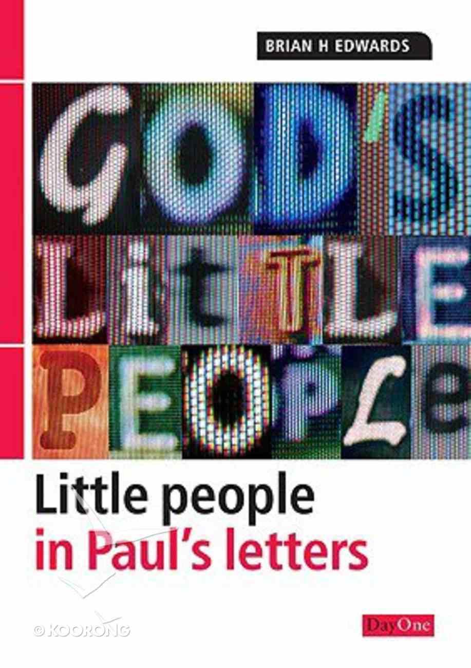 God's Little People Paperback