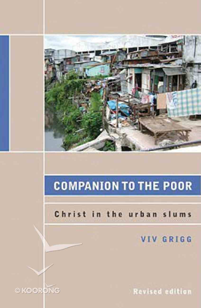 Companion to the Poor Paperback