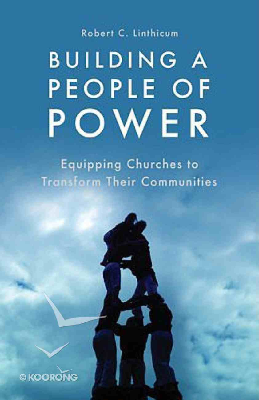 Building a People of Power Paperback