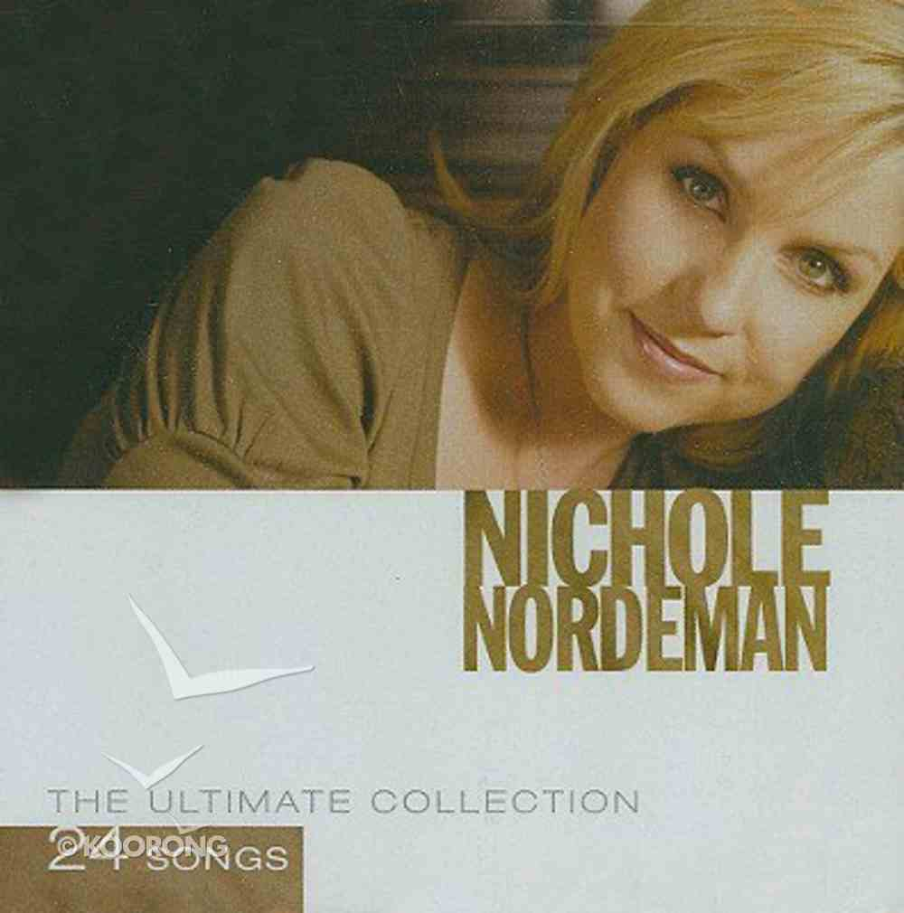 Nichole Nordeman Ultimate Collection CD