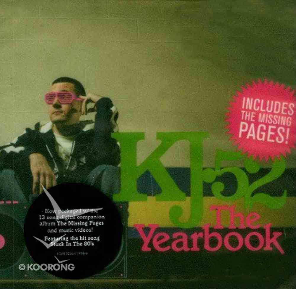 Yearbook: The Missing Pages CD