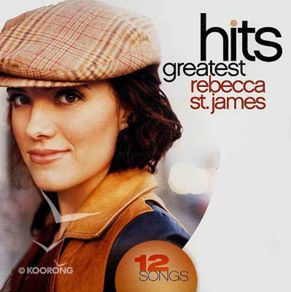Rebecca St James Greatest Hits (2008) CD