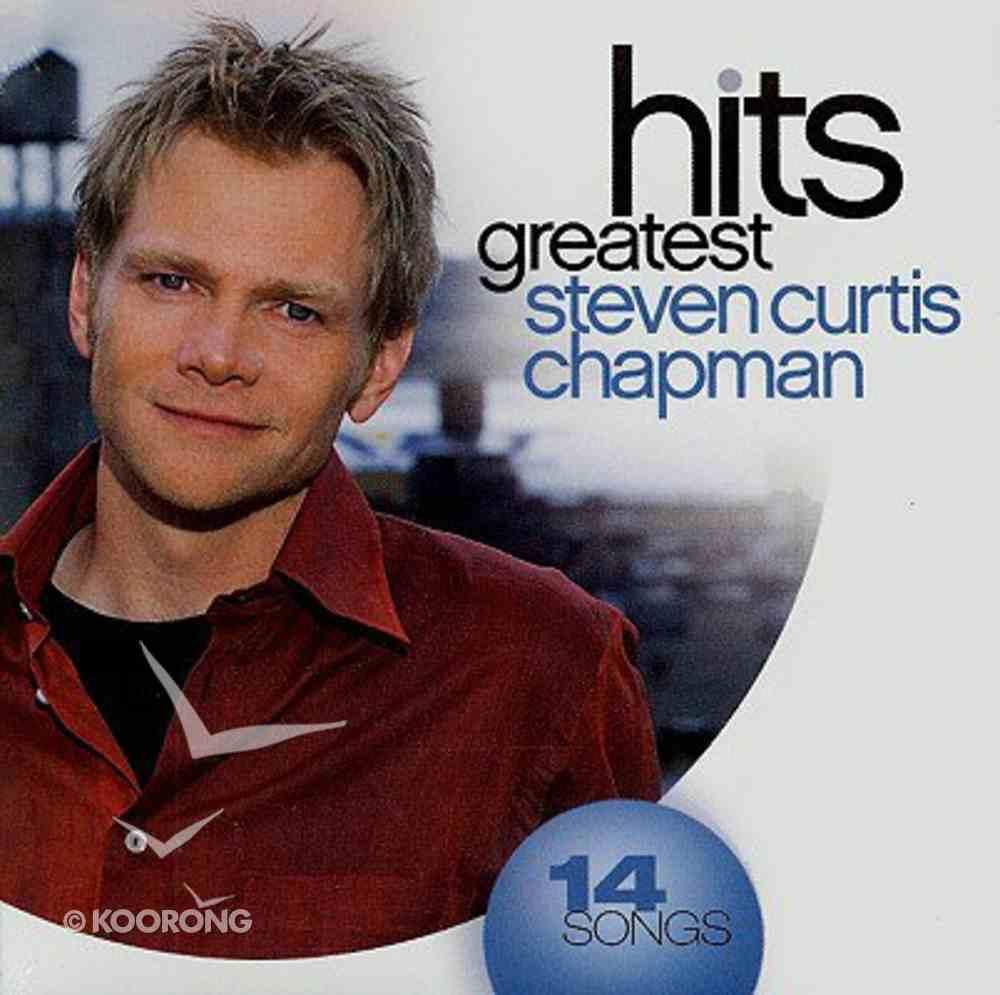 Steven Curtis Chapman Greatest Hits (2008) CD