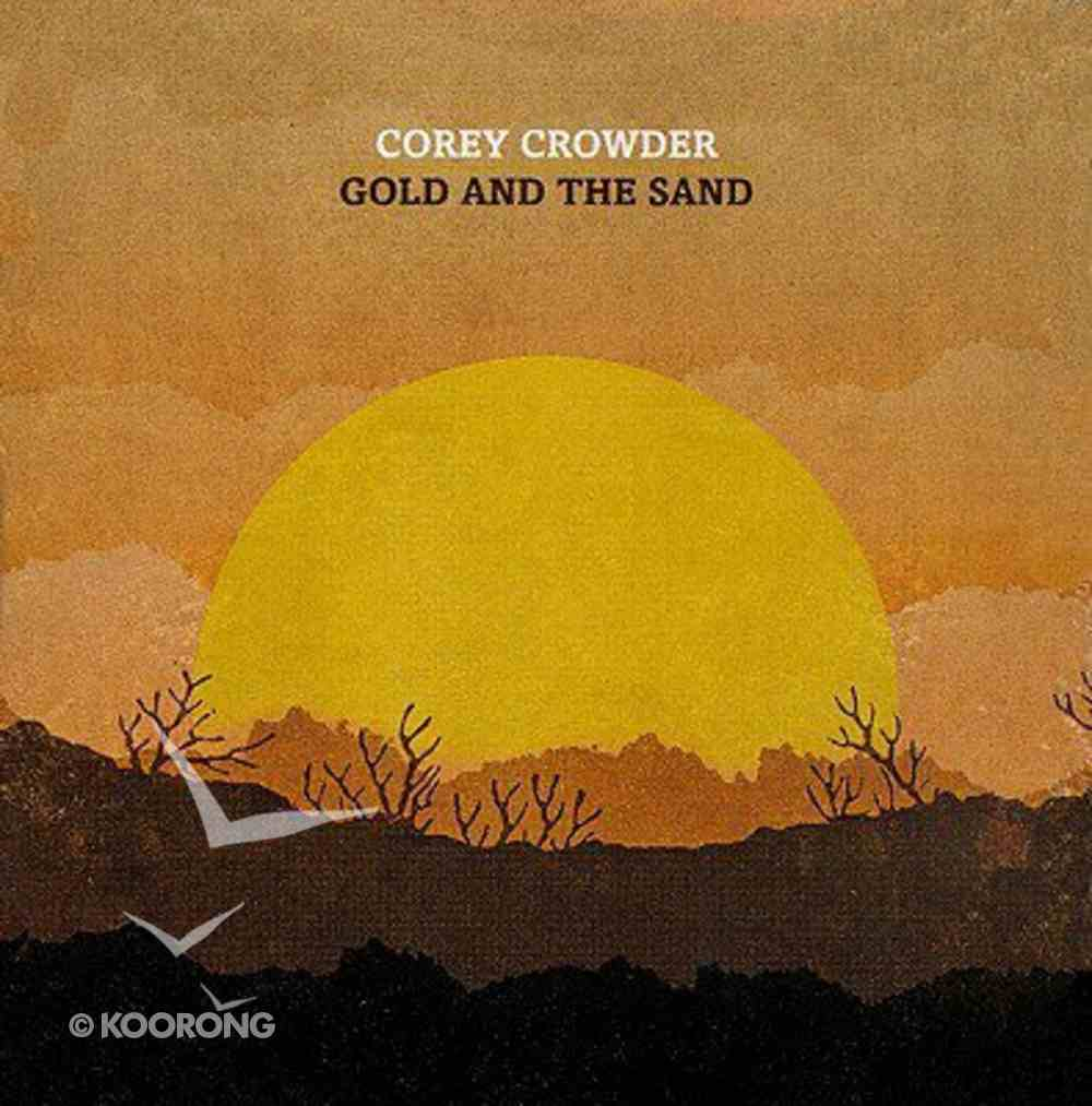 Gold and the Sand CD