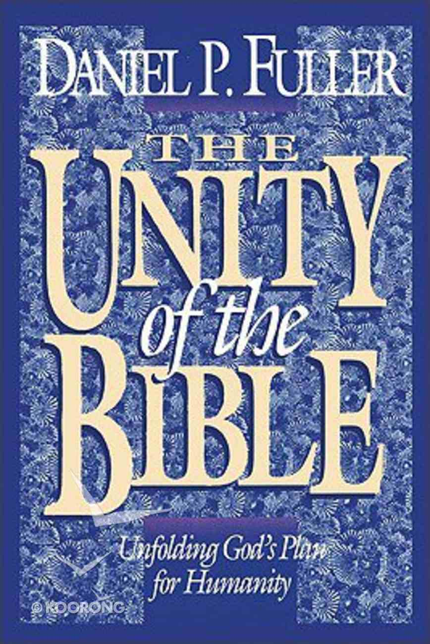 The Unity of the Bible Paperback