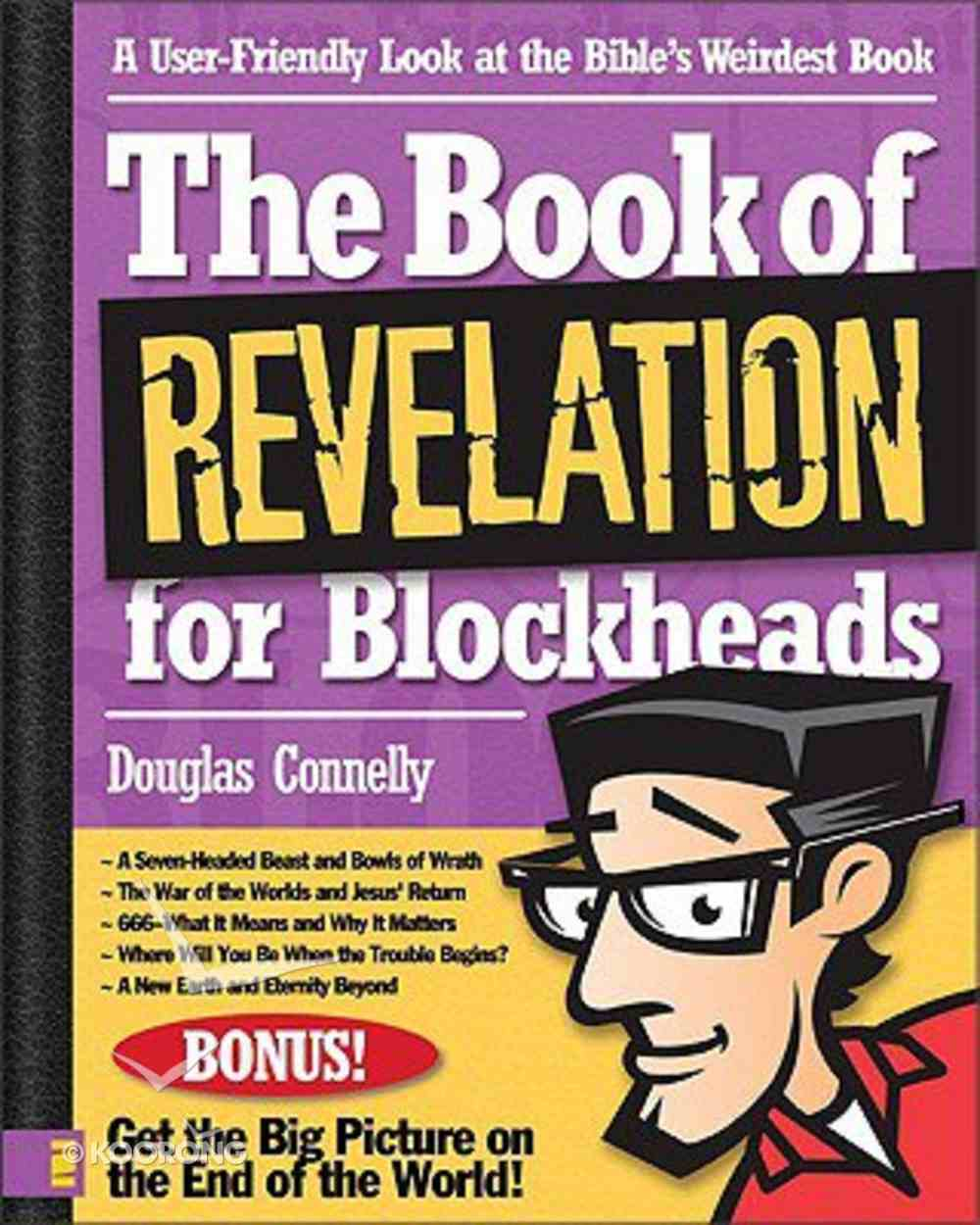 The Book of Revelation For Blockheads Paperback