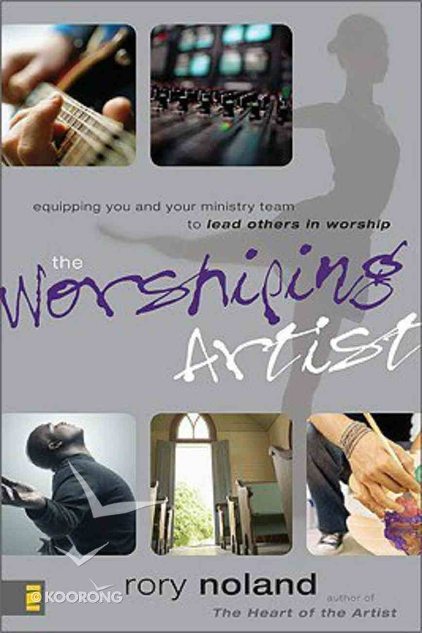 The Worshiping Artist Paperback