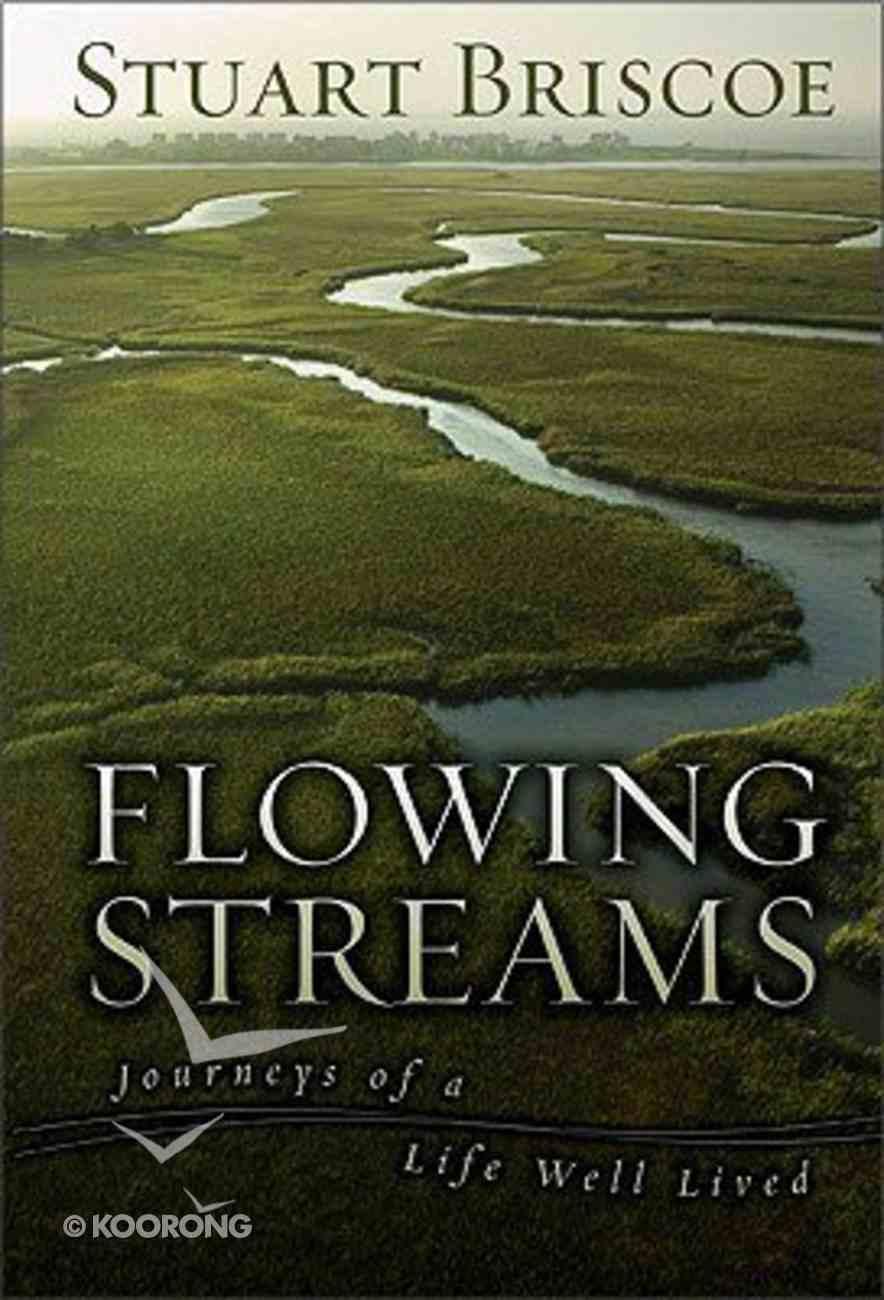 Flowing Streams Hardback